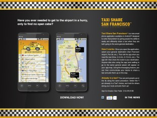 Taxi Share SF