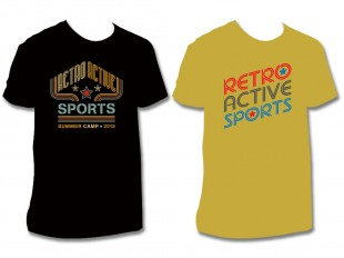RetroActive T Shirts